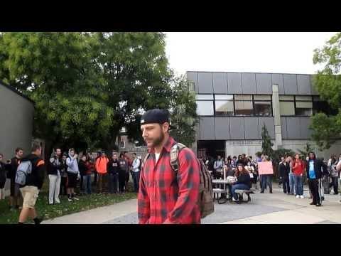 East Stroudsburg University # unedited # preacher