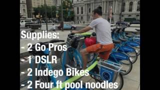 Testing Pennsylvania's 4-foot bike passing law