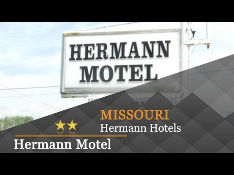 Hermann Motel - Hermann Hotels, Missouri