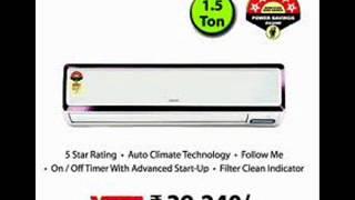 Hitachi Air Conditioners 919825024651