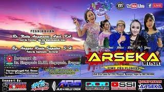 Live Streaming Campursari ARSEKA MUSIC // ARS AUDIO JILID 4 // HVS SRAGEN CREW 01 SIANG SINGOPADU