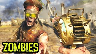 WORLD AT WAR REMASTERED AS A ZOMBIES MAP! (This Is SO Nostalgic)