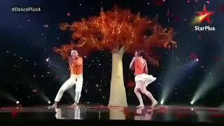 Dance plus 4 , sujan aanchal best performance..