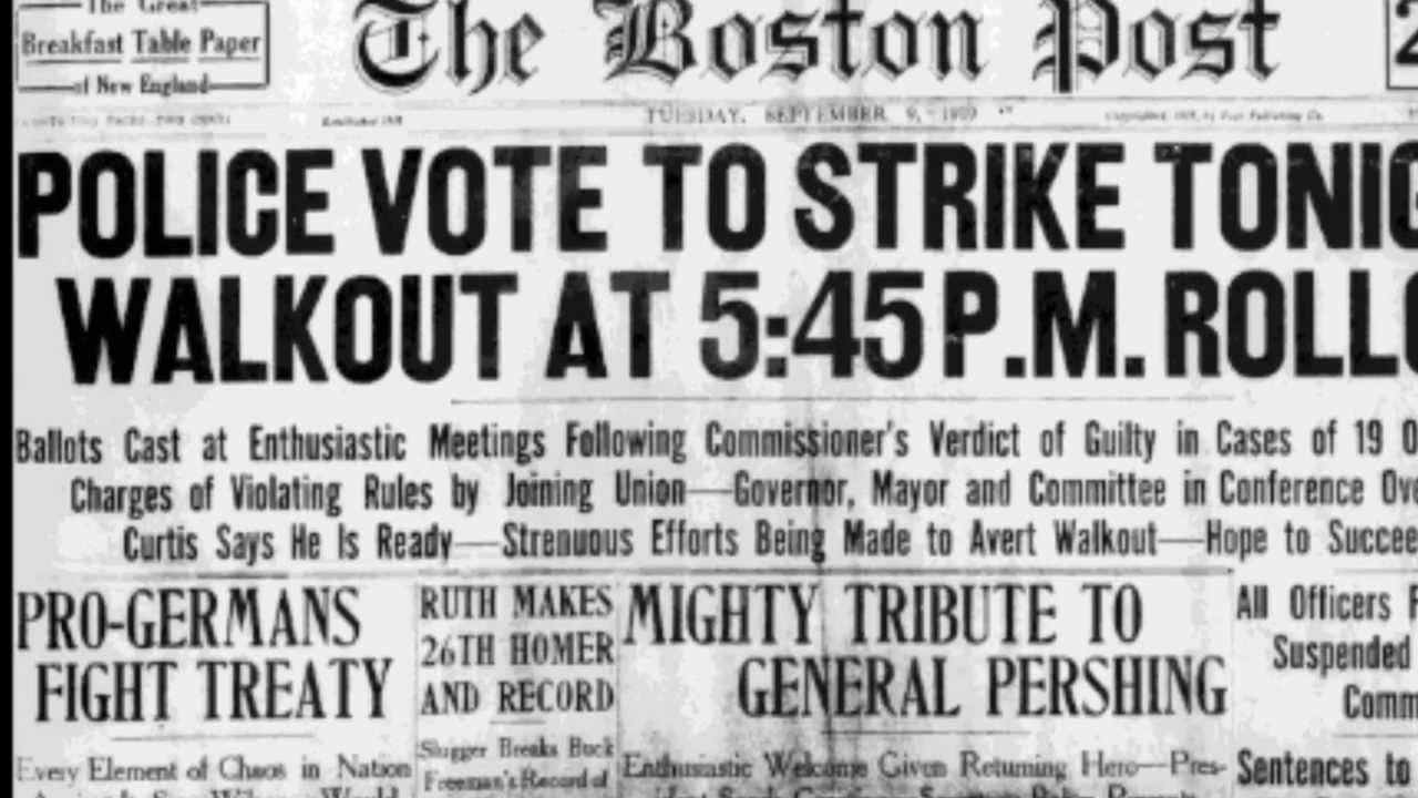 labor history September 9