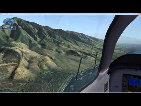 FSX Steam Edition Photo Realistic Scenery of Hawai PART 2/2