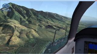 FSX Steam Edition Photo Realistic Scenery of Hawai PART 2/2