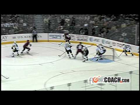 Hockey 101 - Offensive Zone