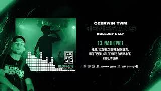 Czerwin TWM - Najlepiej ft. 102Boyz (Duke & Kkuba), Inoffiziell Goldenboy, Bonus RPK // prod. Wowo