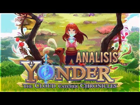 Vídeo-Análisis/Review | YONDER: THE CLOUD CATCHER CHRONICLES (PS4, Steam/PC)