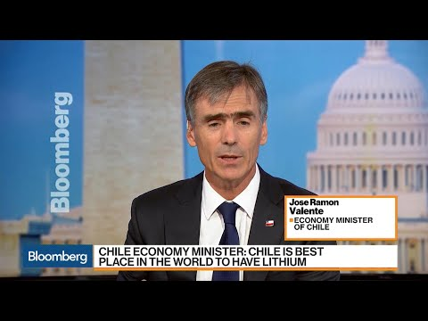 Chilean Economy Minister Says Chile 'Open for Business'