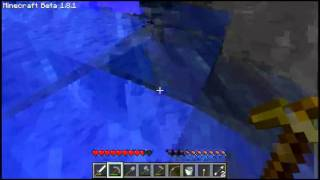 Dark Odyssey Minecraft LP Ep. 2: Tsula Go Down the Ravine Pt. 1