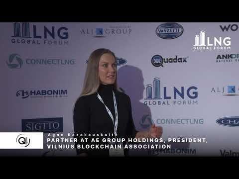 Agne Kazakauskaite, Partner at AE Group Holdings, President, Vilnius Blockchain Association