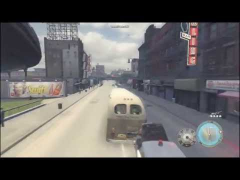 Mafia 2 - Bus Chase (Beverly Hills Cop)