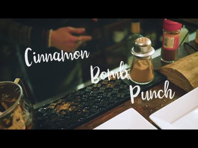 Cinnamon Bomb Punch