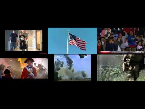Sweet american baby jesus. USA epic tribune