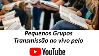Pequeno Grupo Ao vivo - Igreja Presbiteriana de Thomaz Coelho