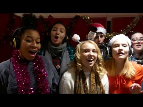 Edge Hill University Musical Theatre 3rd Years - Christmas Single 2017