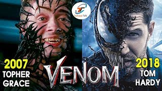 Who is the best VENOM ? Tom Hardy or Topher Grace