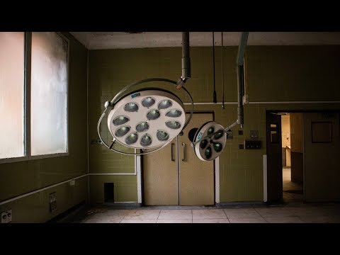Giant Abandoned District Hospital Exploration - Urbex Lost Places UK