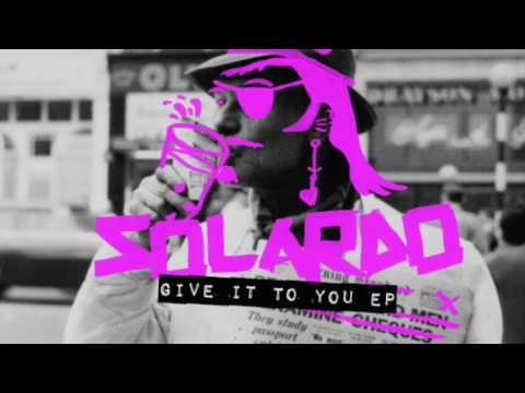 Solardo - Some Time - Snatch! Records -...
