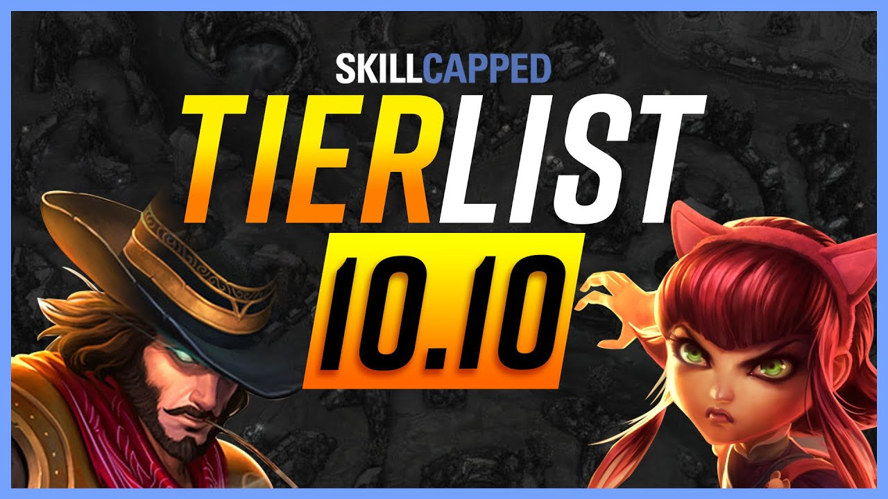 NEW Patch 10.10 TIER LIST - League of Legends Guide thumbnail