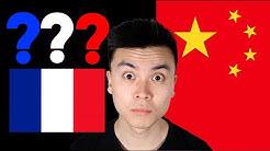 Les Habitudes Françaises que les Chinois ont du mal à comprendre
