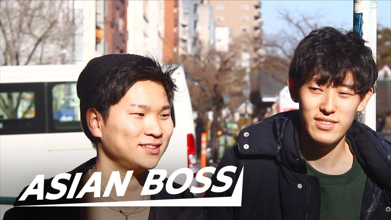 Halb koreanisch halb japanisch