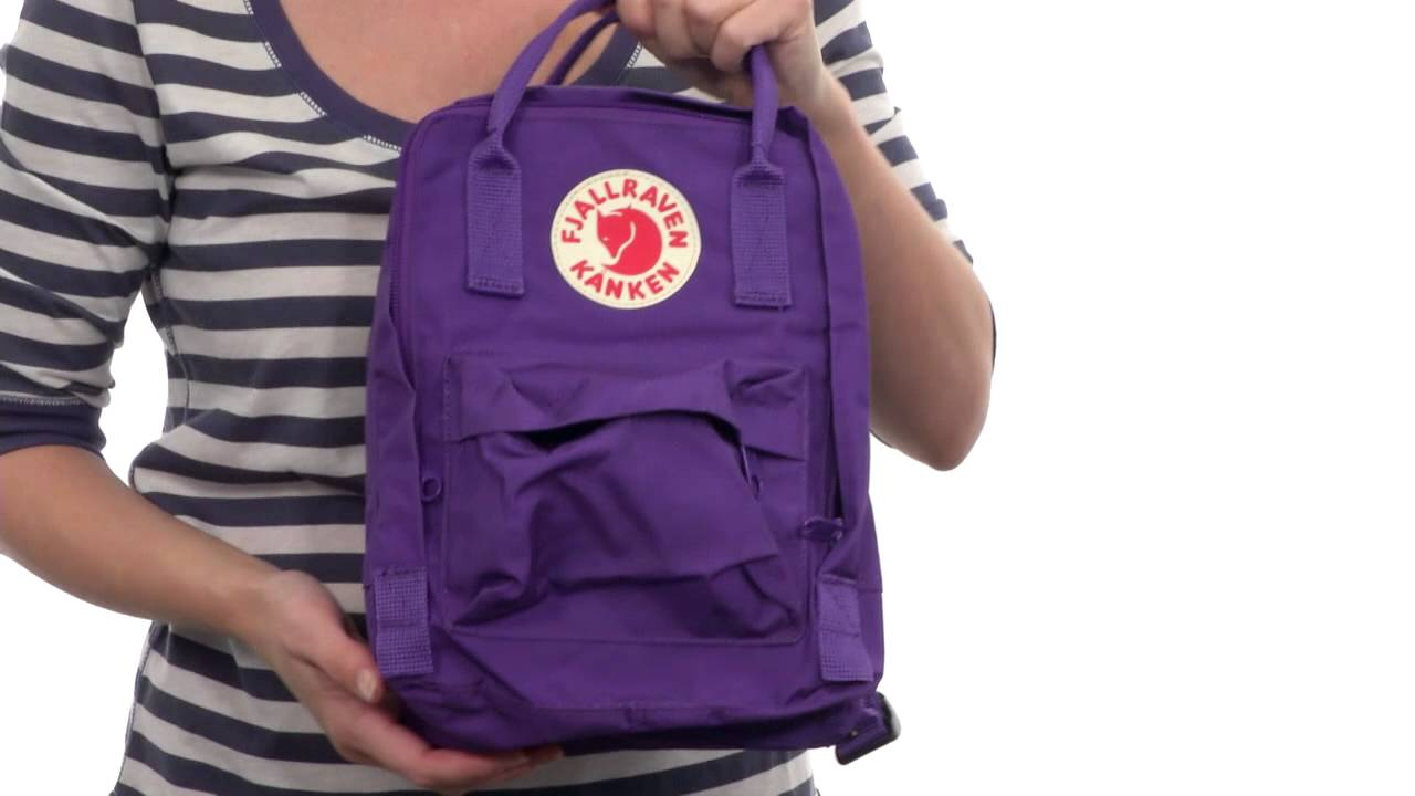 how to clean fjallraven kanken