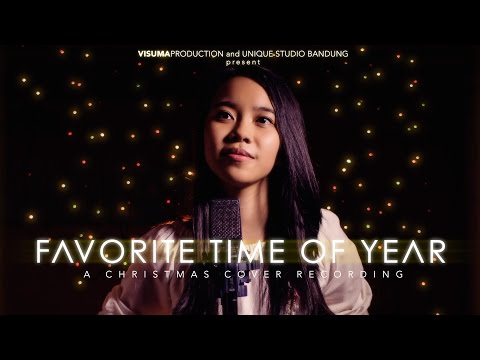 Favorite Time of Year - Christmas Cover (original song by India Arie)