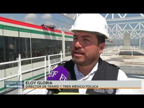 Así serán el Tren Interurbano México-Toluca