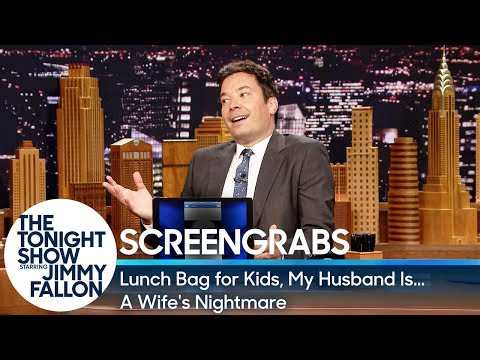 Screengrabs: Lunch Bag for Kids, My Husband Is...A Wife's Nightmare
