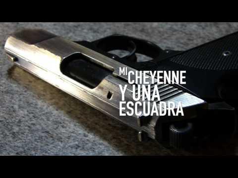 El Komander - Mafia Nueva - (Video Lyrics)