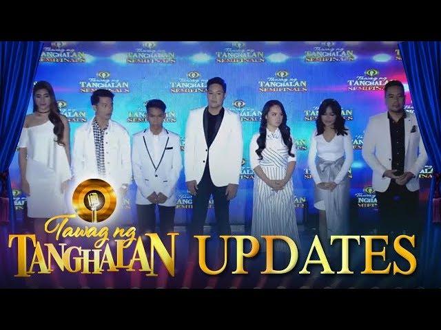Tawag ng Tanghalan Update: Semifinalists' emotional performances