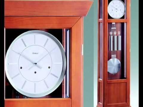 kieninger standuhren modern youtube. Black Bedroom Furniture Sets. Home Design Ideas