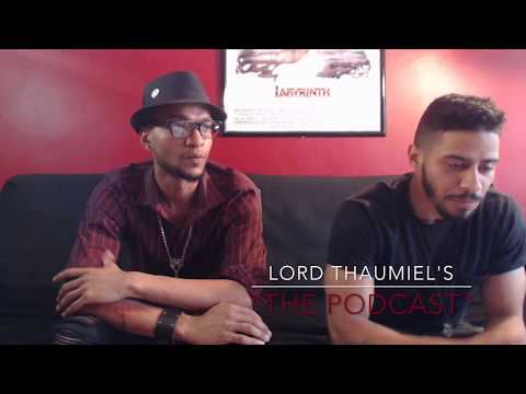 """Lord Thaumiel's """"The Podcast"""" Ep IV Actor: Ron Richardson"""