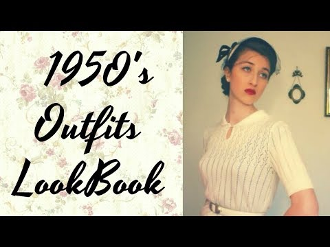 1950's Outfits Lookbook