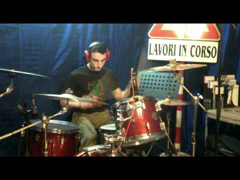Alessandro Castellano - Highway Robbery -The Dillinger Escape Plan Drum Cover mp3