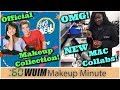 Saved By The Bell OFFICIAL Makeup! MAC's NEW Influencer Collabs! | Makeup Minute