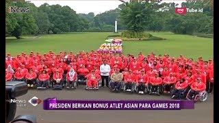 Tepati Janji, Jokowi Berikan Bonus Atlet Asian Para Games Sebelum Acara Penutupan - iNews Sore 13/10