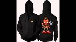 DOTA 2 Axe hoodie