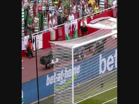 Amazing Manuel Almunia Save