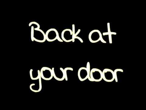 Maroon 5 back at your door album version