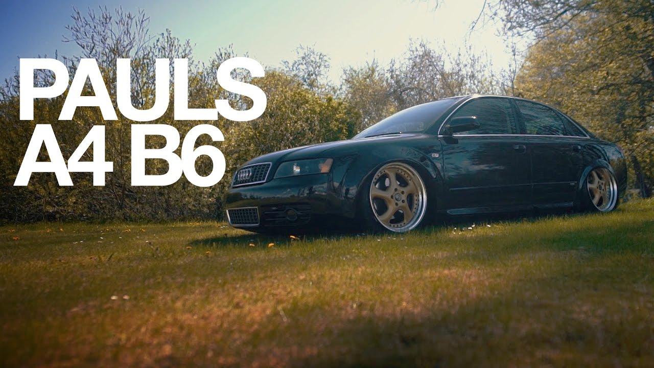 Sourkrauts Trifft Paul Mit Seinem Audi A4 B6 Youtube