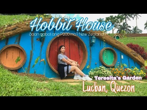 HOBBIT HOUSES LUCBAN, QUEZON (Budgetarian Trip to The Hobbiton)