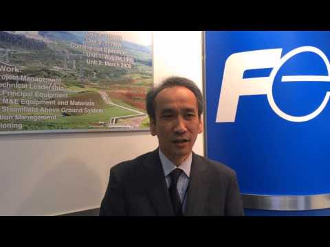Interview with Shigeto Yamada of Fuji Electric at WGC2015