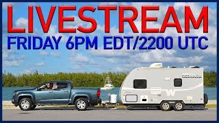 RV Chat Live: Great American Road Trip