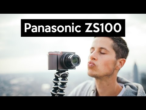 Panasonic DMC-ZS100 | DMC-TZ100 |  hands on | real world review from Frankfurt