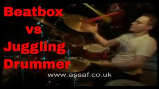 Human BEATBOX v DRUMS
