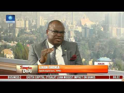 Health Insurance The Only Way To Resolve Health Quagmire - Lekan Ewenla Pt 3