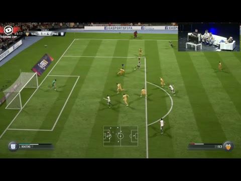 Turneul Youtuberilor FIFA 18 Grupa B - XBRAKER VS THEO VS BERCEA VS REGEND MMM